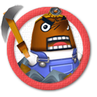 badge: Resetti