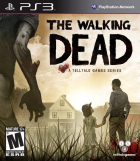 The Walking Dead: A TellTale Games Series box art for PlayStation 3