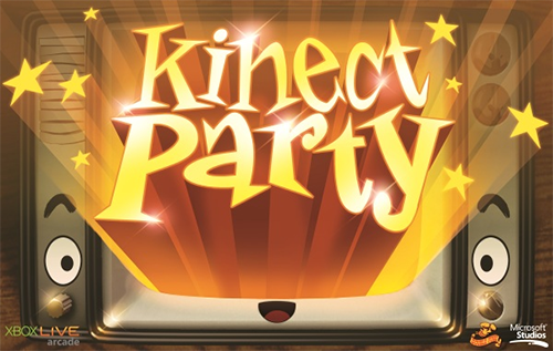 Kinect Party logo