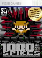 Aban Hawkins & the 1000 SPIKES box art for Xbox 360