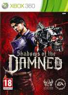 Shadows of the Damned box art for Xbox 360