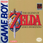 The Legend of Zelda: Link's Awakening box art for Game Boy
