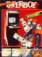 Paperboy box art for Commodore 64