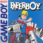 Paperboy box art for Game Boy