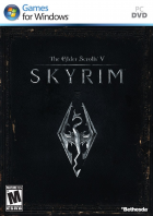 The Elder Scrolls V: Skyrim box art for PC