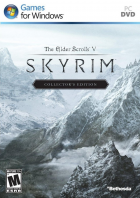 The Elder Scrolls V: Skyrim Collectors Edition box art for PC