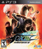 The King of Fighters XIII box art for PlayStation 3