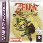 The Legend of Zelda: The Minish Cap box art for Game Boy Advance