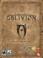 The Elder Scrolls IV: Oblivion box art for PC