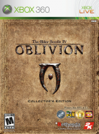 The Elder Scrolls IV: Oblivion (Collectors Edition) box art for Xbox 360