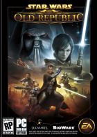 Star Wars: The Old Republic box art for PC