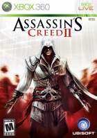 Assassin's Creed II box art for Xbox 360