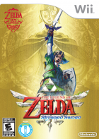 The Legend of Zelda: Skyward Sword box art for Wii