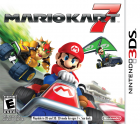 Mario Kart 7 box art for Nintendo 3DS
