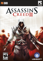 Assassin's Creed II box art for PC