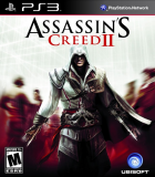 Assassin's Creed II box art for PlayStation 3