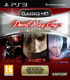 Devil May Cry HD Collection box art for PlayStation 3