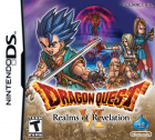 Dragon Quest VI: Realms of Revelation box art for Nintendo DS