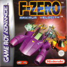 F-Zero: Maximum Velocity box art for Game Boy Advance
