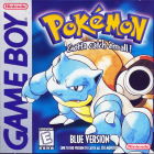 Pokémon Red and Blue box art for Game Boy