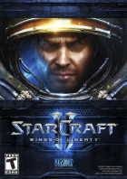 StarCraft II: Wings of Liberty box art for PC