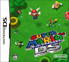 Super Mario 64 DS box art for Nintendo DS