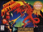 Super Metroid (Player's Choice) box art for Super NES