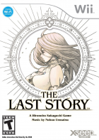 The Last Story box art for Wii