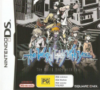 The World Ends With You box art for Nintendo DS