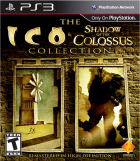The Ico and Shadow of the Colossus Collection box art for PlayStation 3