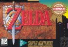 Game Box Shot The Legend of Zelda: A Link to the Past (Player's Choice) box art for Super NES