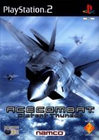 Ace Combat 04: Shattered Skies box art for PlayStation 2