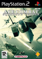 Ace Combat 5: The Unsung War box art for PlayStation 2