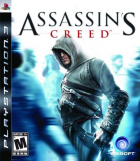 Assassin's Creed box art for PlayStation 3