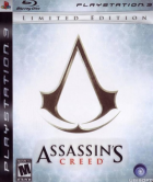 Assassin's Creed (Limited Edition) box art for PlayStation 3