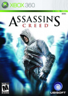 Assassin's Creed box art for Xbox 360