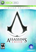Assassin's Creed (Limited Edition) box art for Xbox 360