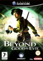 Beyond Good & Evil box art for Gamecube