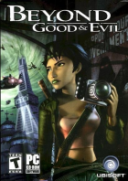 Beyond Good & Evil box art for PC