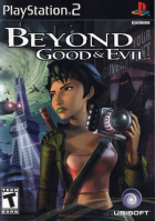 Beyond Good & Evil box art for PlayStation 2