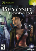 Beyond Good & Evil box art for Xbox
