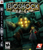 BioShock box art for PlayStation 3
