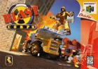 Blast Corps box art for Nintendo 64