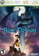 Blue Dragon box art for Xbox 360