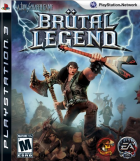 Brütal Legend box art for PlayStation 3