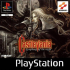 Castlevania: Symphony of the Night box art for PlayStation