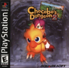 Chocobo's Dungeon 2 box art for PlayStation