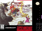 Chrono Trigger box art for PlayStation