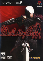 Devil May Cry box art for PlayStation 2