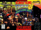 Donkey Kong Country 2 box art for Virtual Console